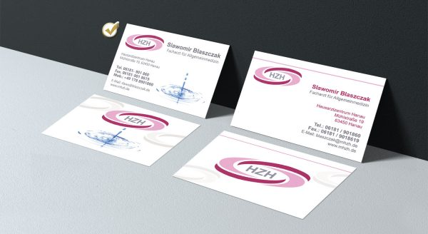 Visitenkarten Software Webseiten Erstellung Für Firmen